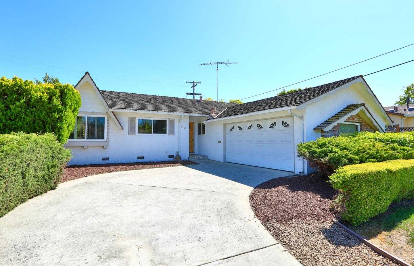 $1,838,000 - 3Br/2Ba -  for Sale in San Jose