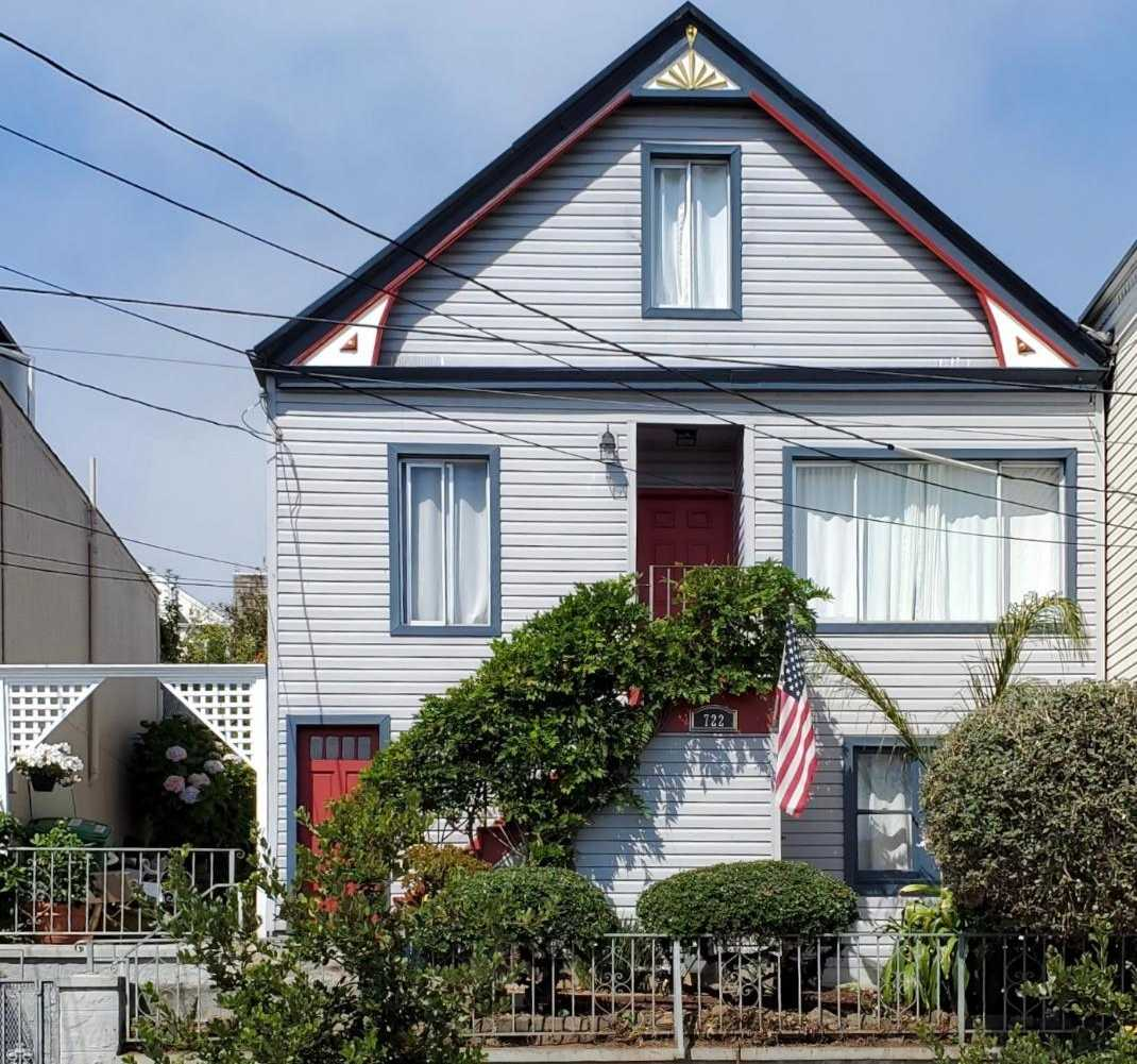 $1,350,000 - 5Br/3Ba -  for Sale in San Francisco