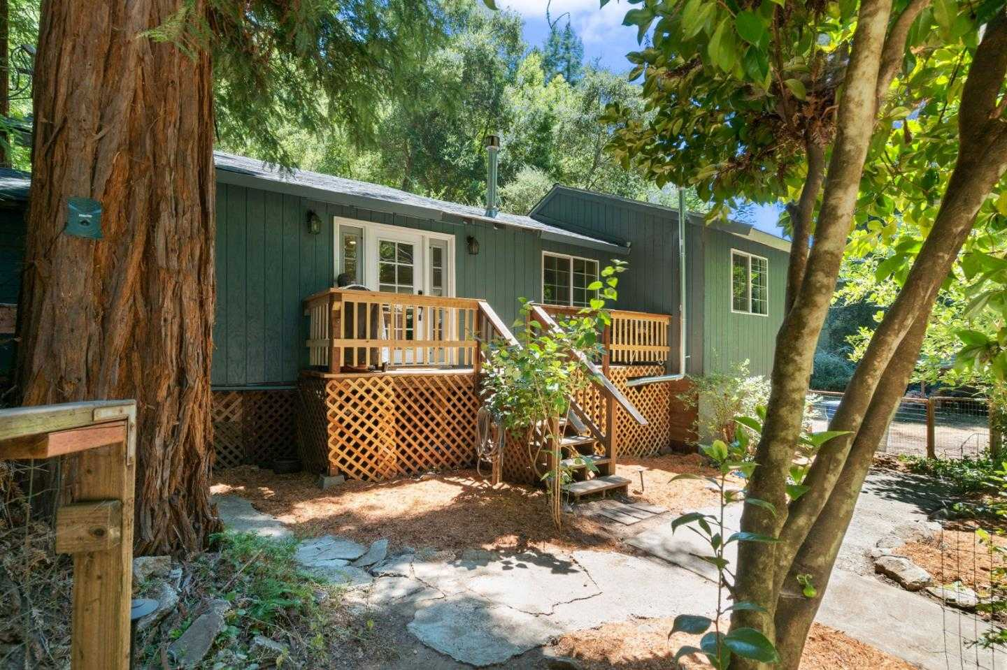 200 Buena Vista AVE BOULDER CREEK, CA 95006