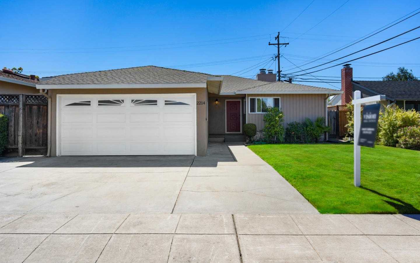 $1,398,888 - 3Br/2Ba -  for Sale in San Mateo