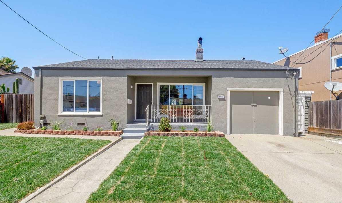 $799,000 - 2Br/1Ba -  for Sale in San Bruno