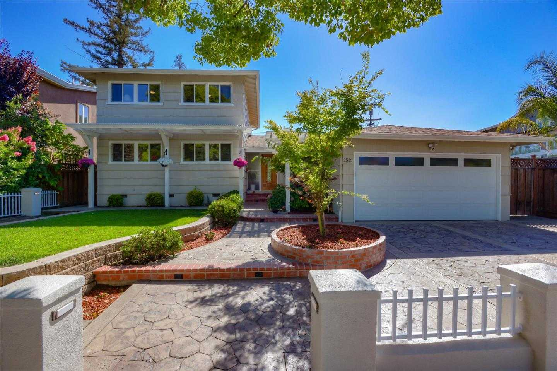 1516 Fernside St Redwood City, CA 94061