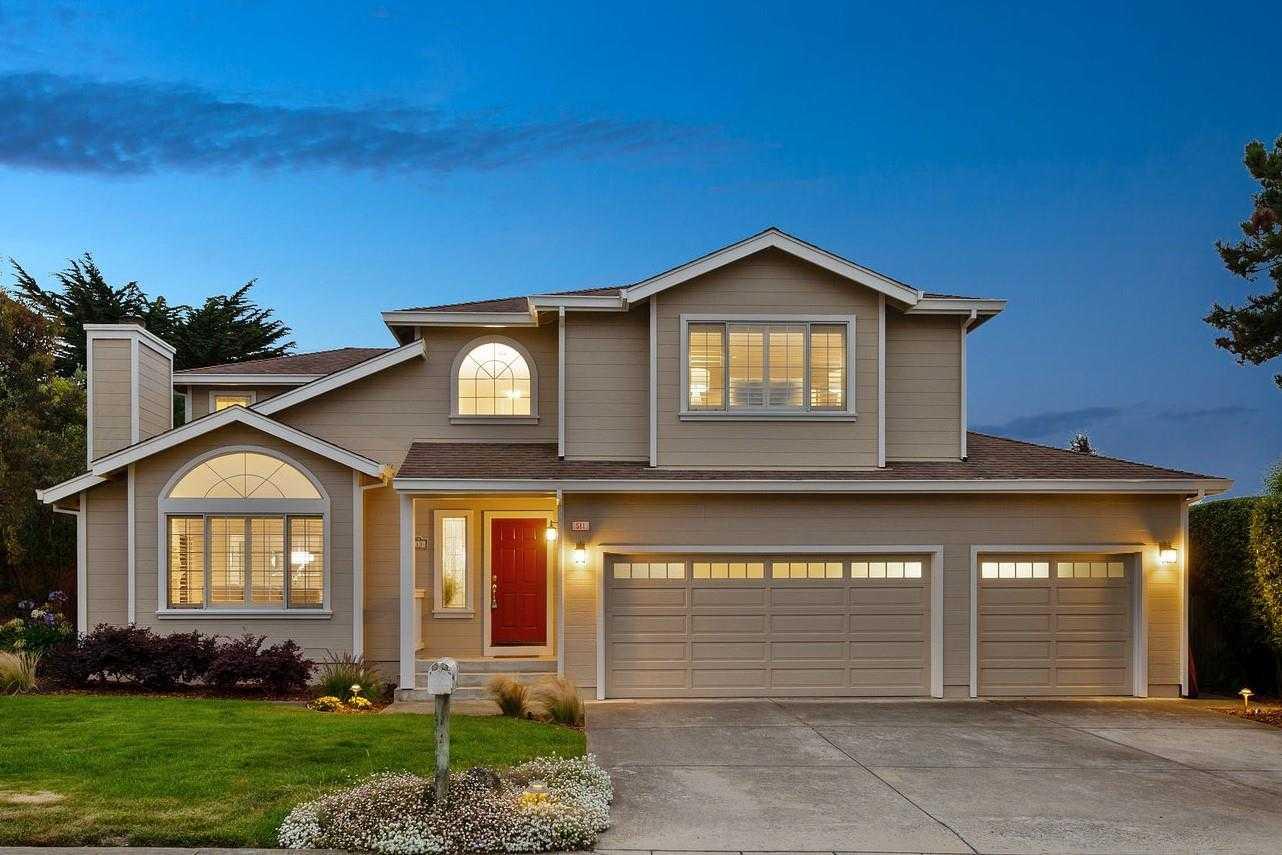 $1,695,000 - 5Br/4Ba -  for Sale in Half Moon Bay