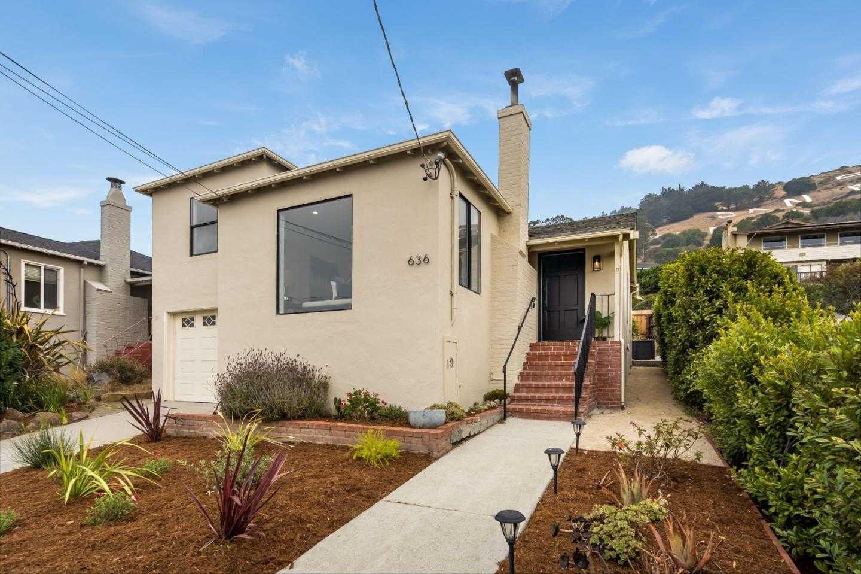 636 Park Way South San Francisco, CA 94080