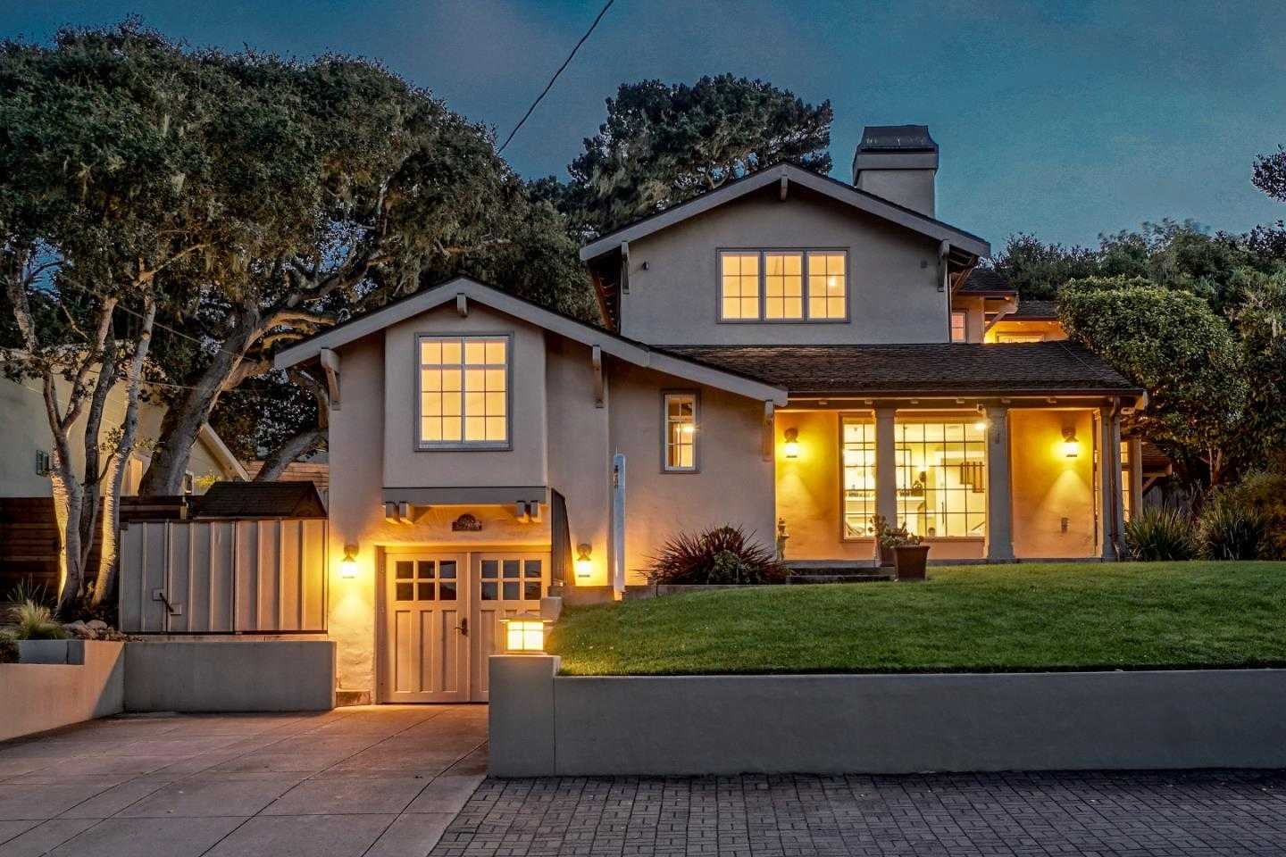 $2,495,000 - 4Br/3Ba -  for Sale in Pacific Grove
