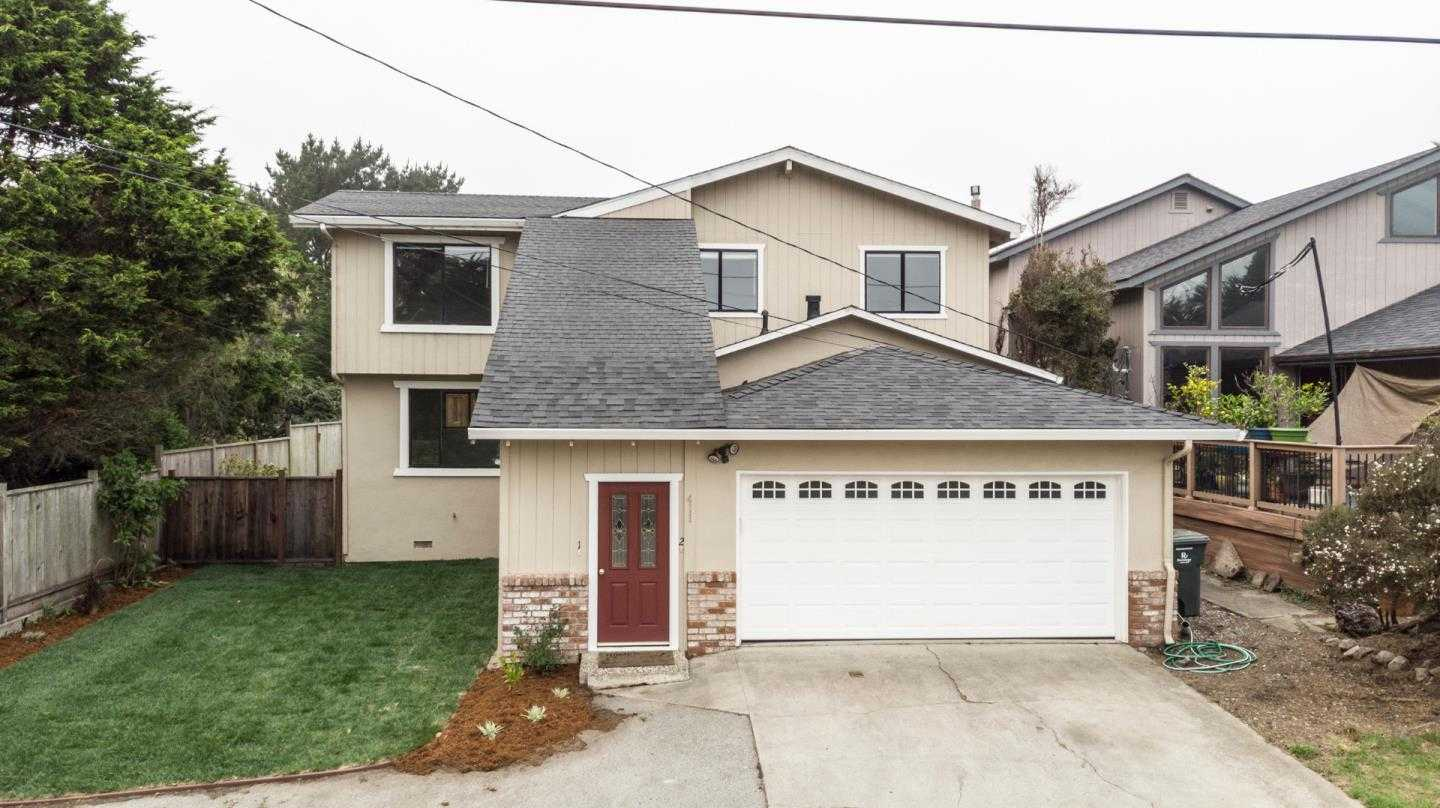 $1,350,000 - 5Br/4Ba -  for Sale in Moss Beach