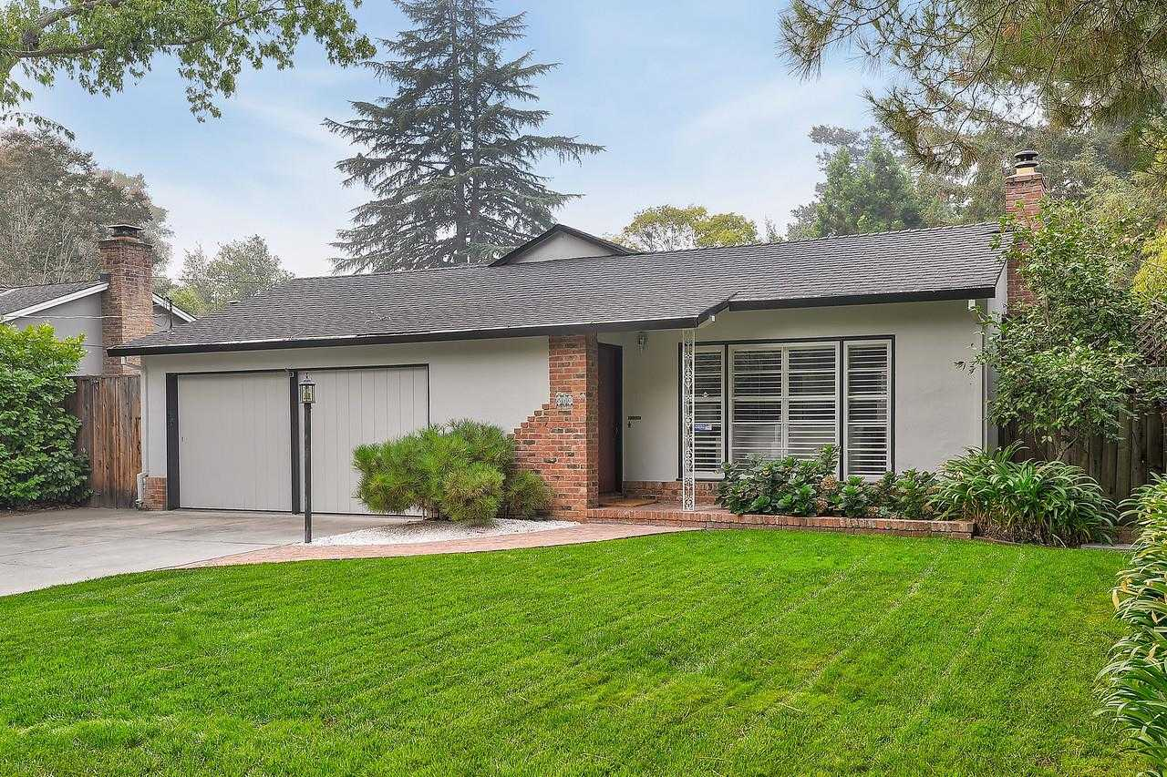 $2,998,000 - 3Br/2Ba -  for Sale in Menlo Park