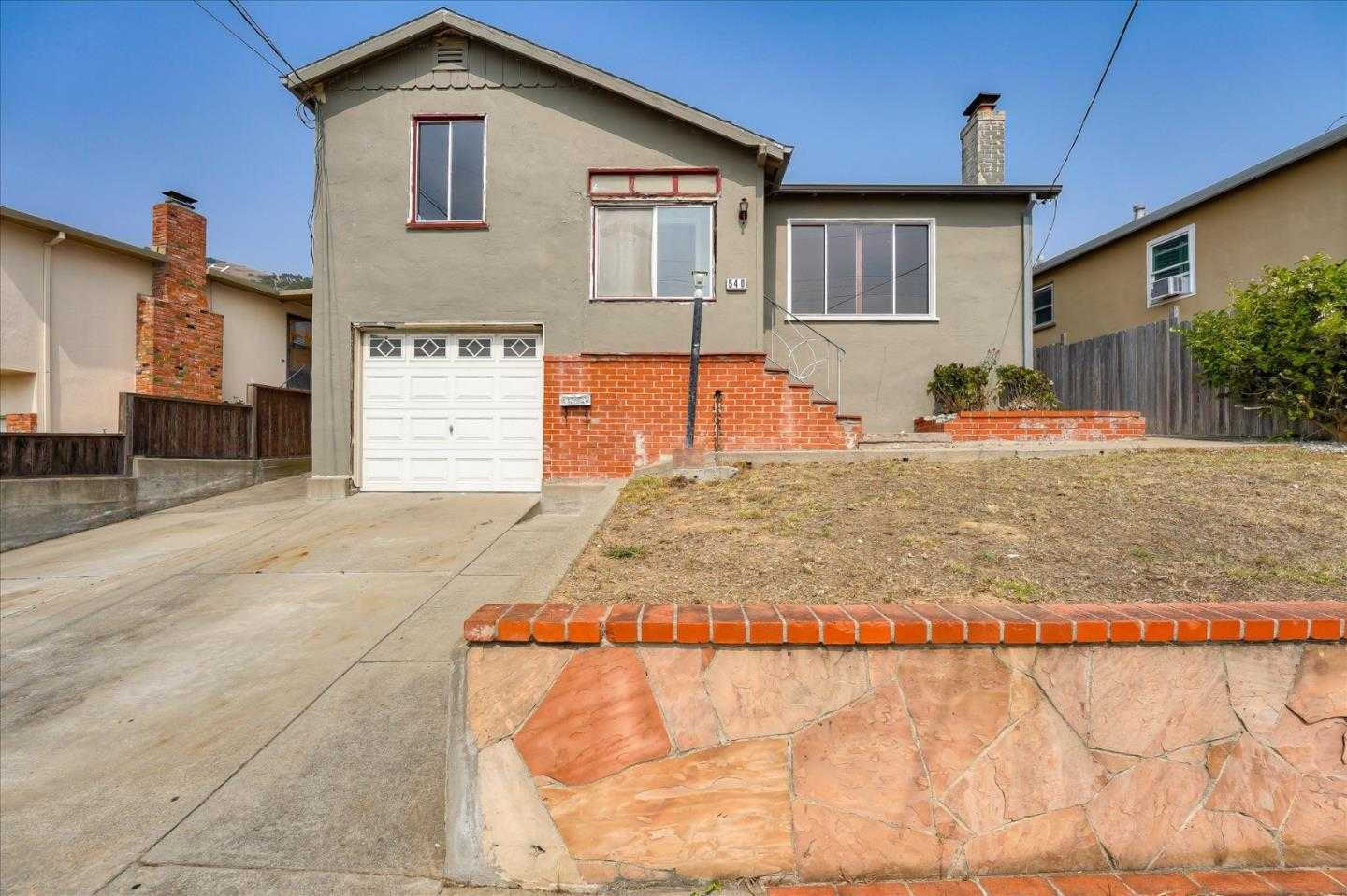 $798,000 - 3Br/2Ba -  for Sale in South San Francisco