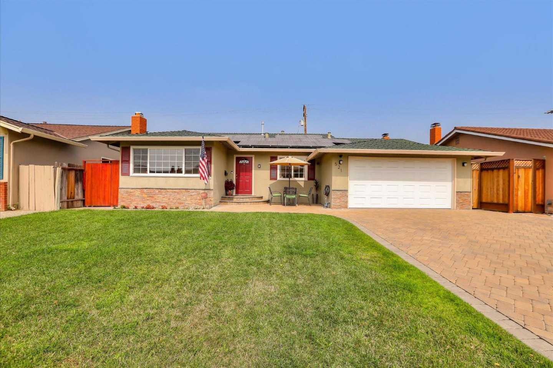 $1,425,000 - 4Br/2Ba -  for Sale in Santa Clara