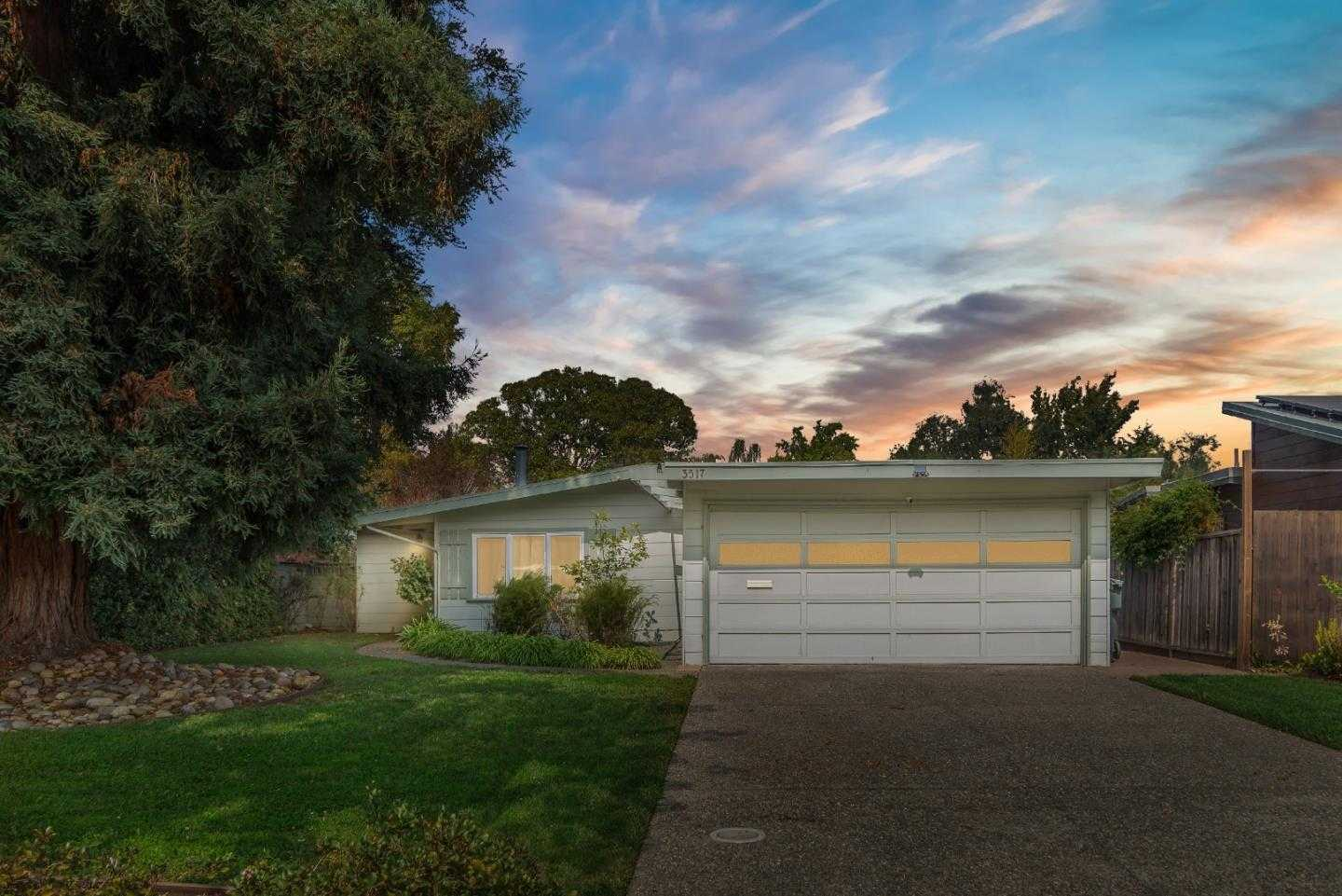 $2,149,000 - 3Br/1Ba -  for Sale in Palo Alto