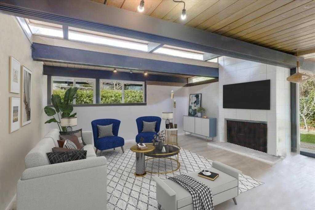 $2,599,000 - 3Br/2Ba -  for Sale in Palo Alto