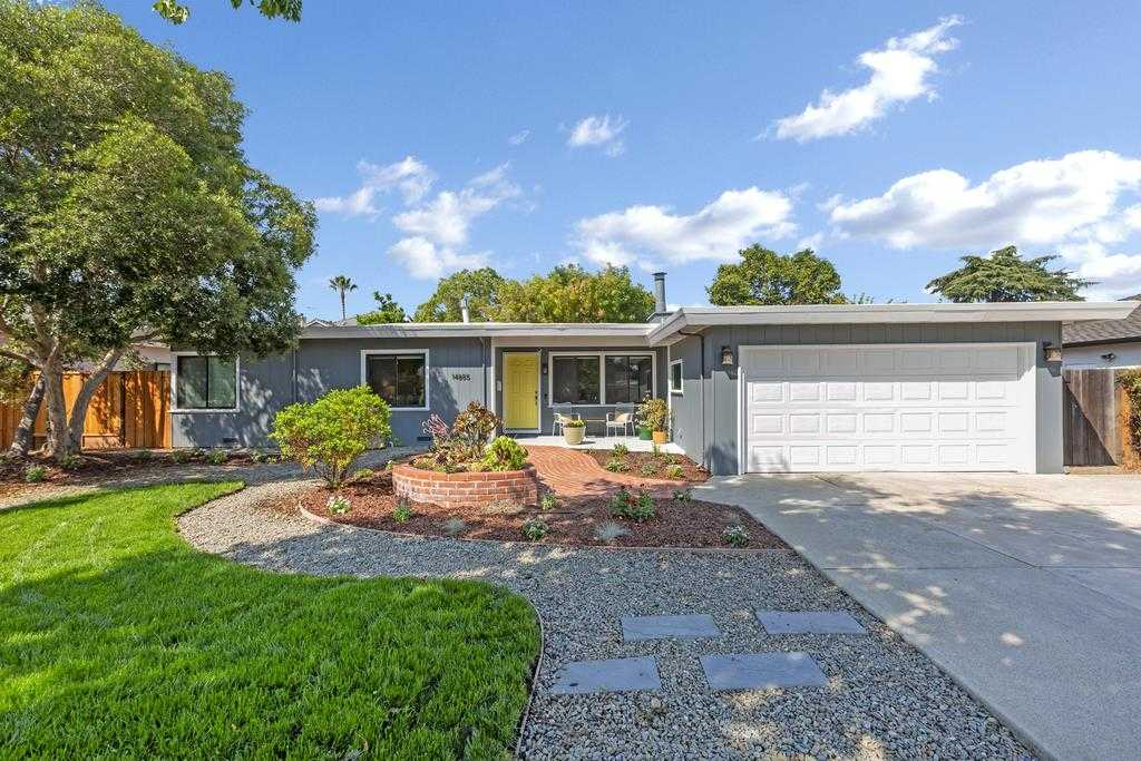 $1,375,000 - 3Br/2Ba -  for Sale in San Jose