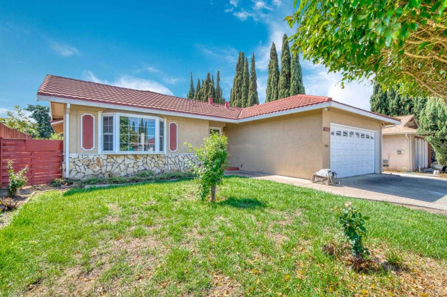 $1,125,000 - 3Br/2Ba -  for Sale in Milpitas