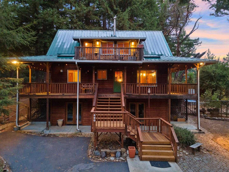 $1,249,000 - 4Br/2Ba -  for Sale in Boulder Creek