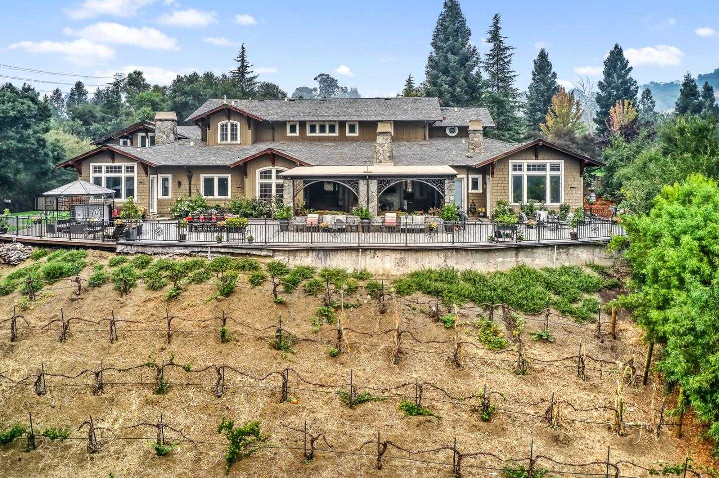 $6,595,000 - 5Br/5Ba -  for Sale in Saratoga