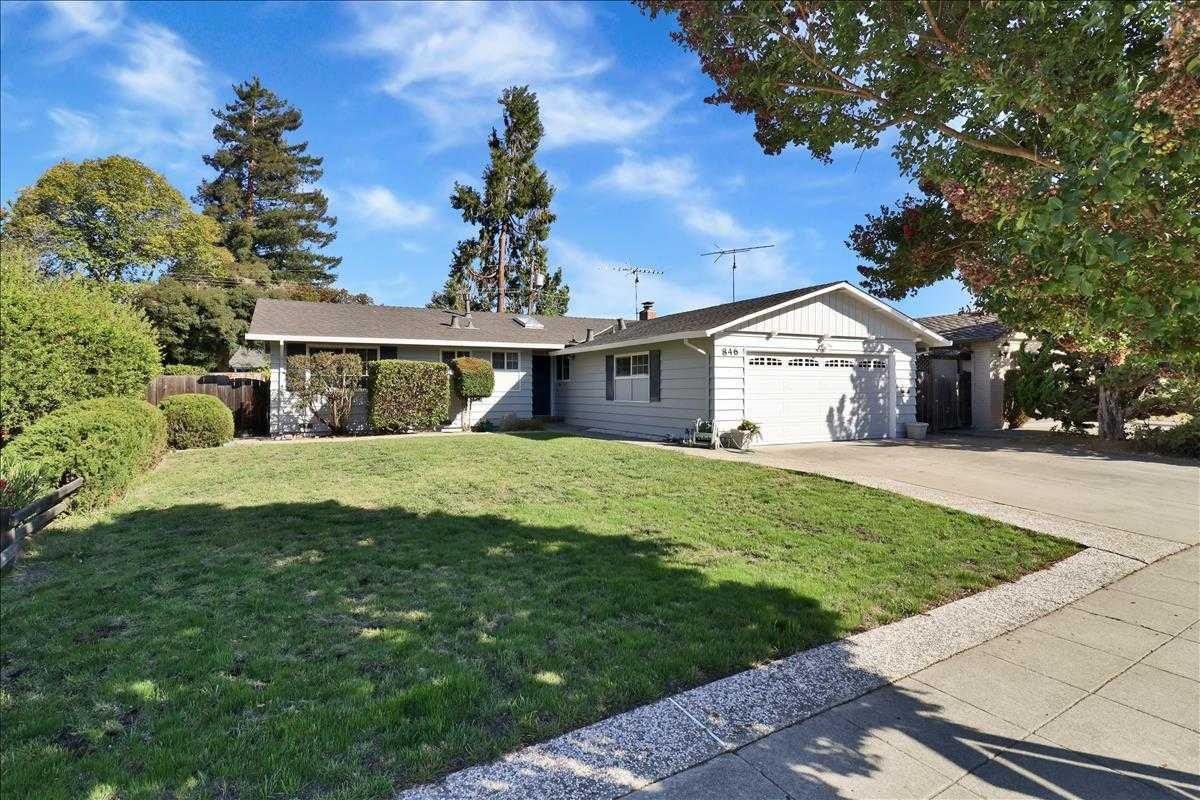 $1,800,000 - 3Br/2Ba -  for Sale in Cupertino