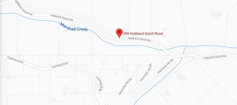 500 Hubbard Gulch RD BEN LOMOND, CA 95005