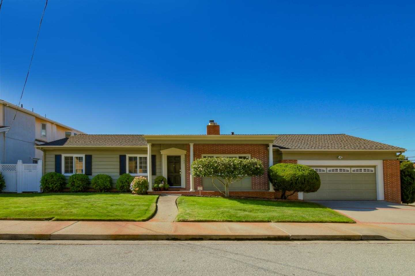 $1,288,000 - 3Br/3Ba -  for Sale in South San Francisco