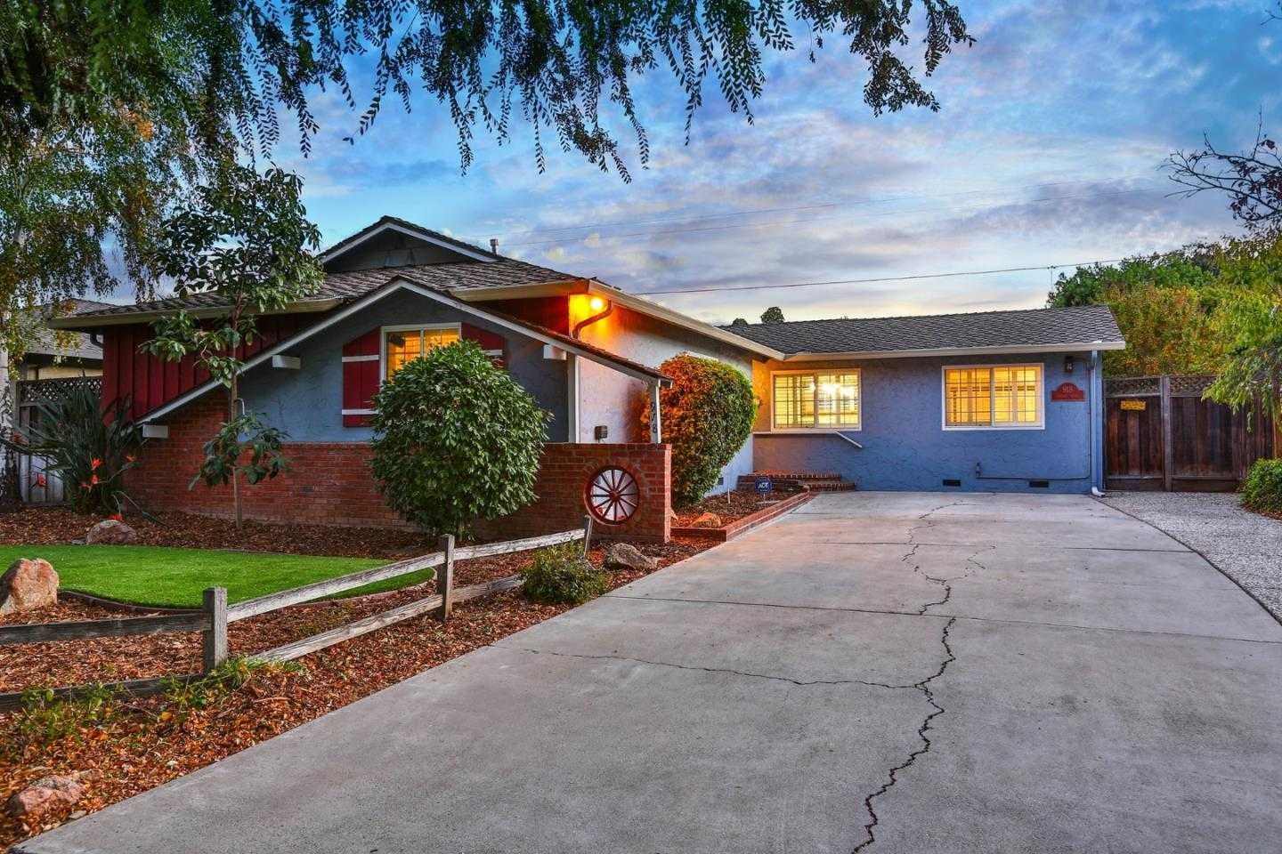 $998,888 - 3Br/2Ba -  for Sale in San Jose