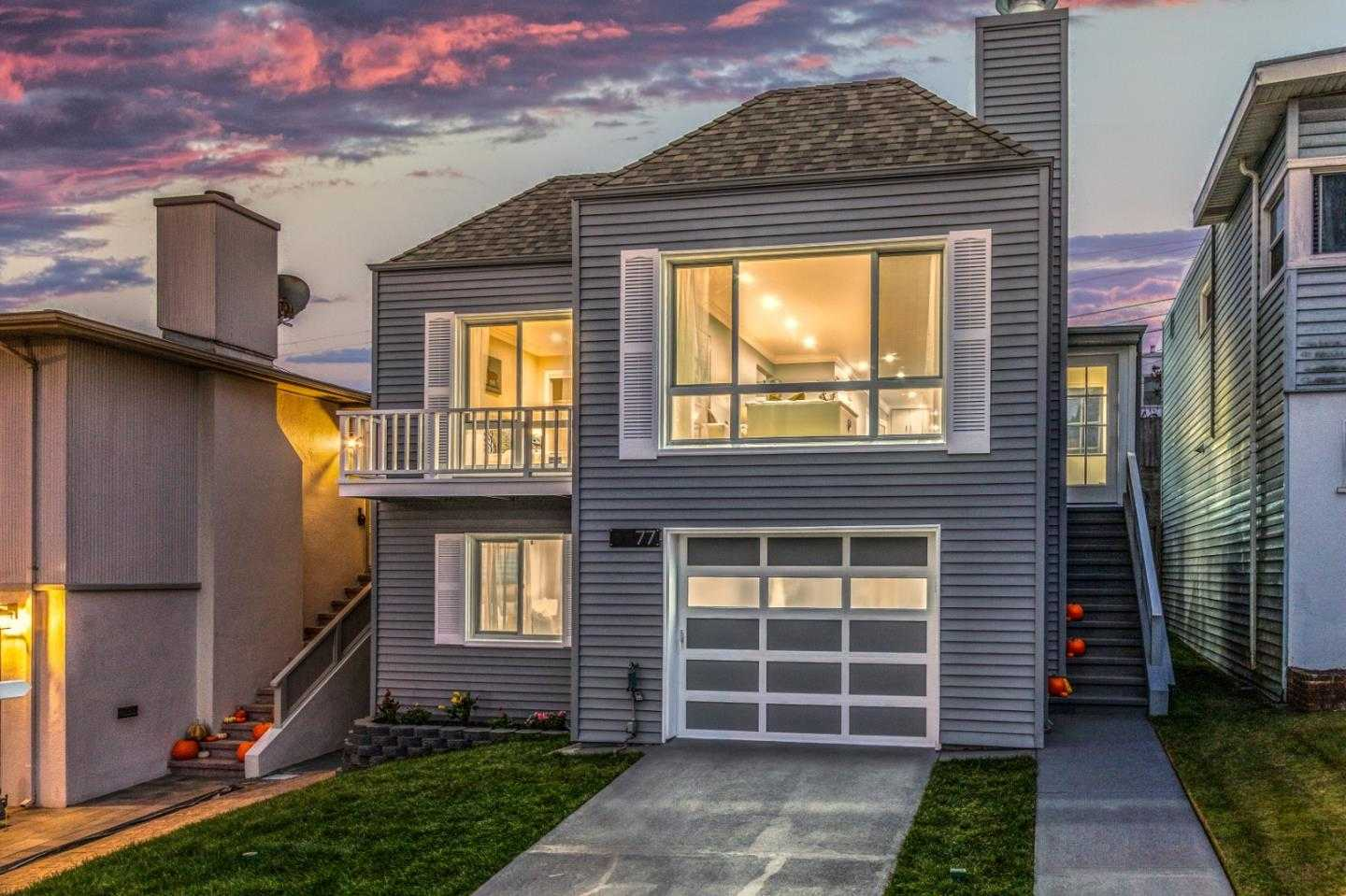 $1,398,000 - 4Br/3Ba -  for Sale in Daly City