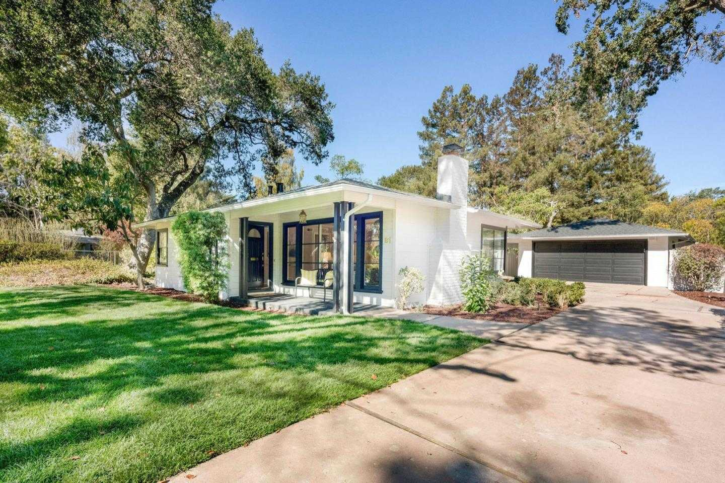 $2,099,000 - 3Br/2Ba -  for Sale in Atherton