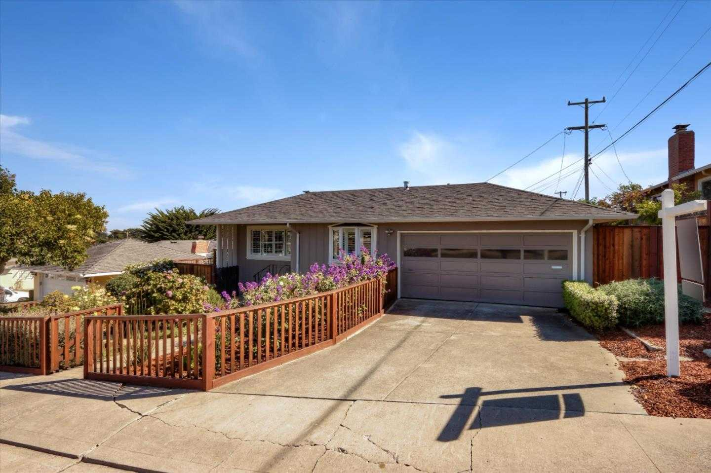 $1,288,000 - 3Br/2Ba -  for Sale in South San Francisco