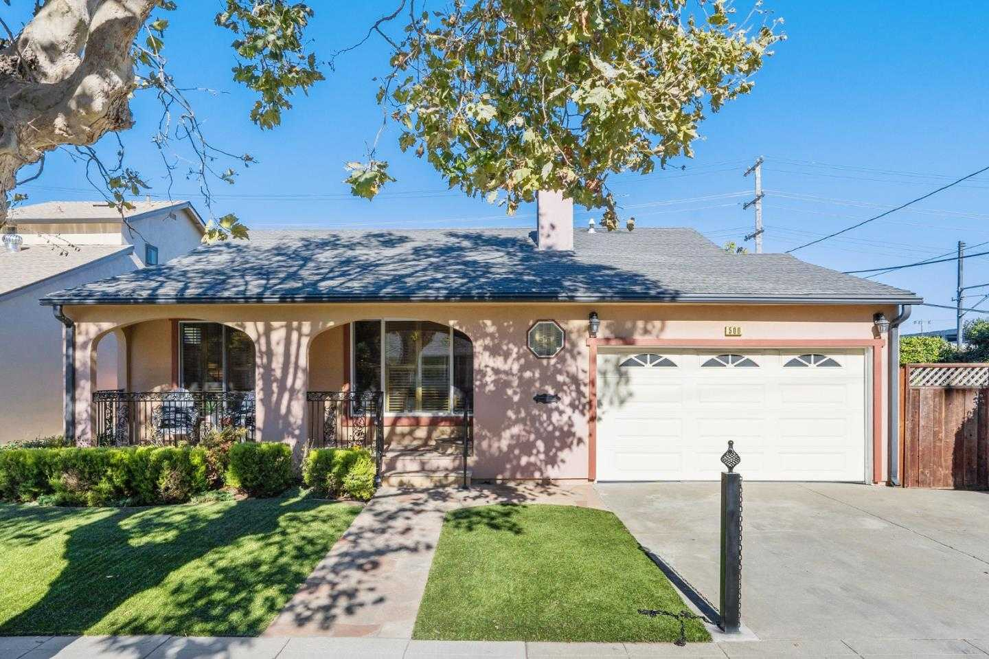 $1,538,000 - 3Br/3Ba -  for Sale in Millbrae