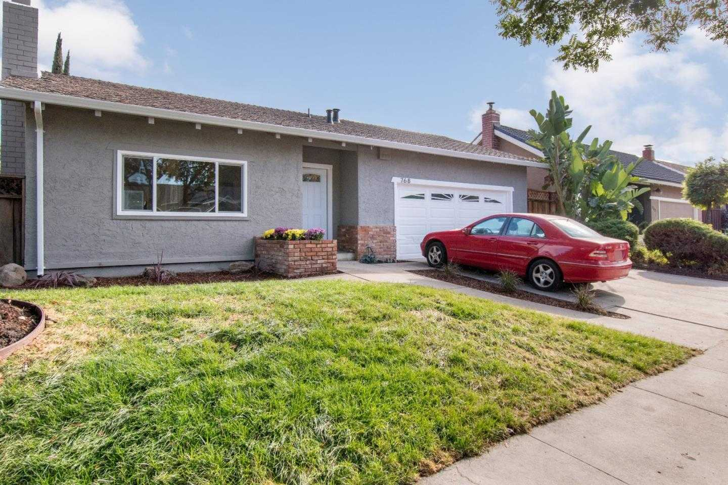 $1,098,000 - 4Br/2Ba -  for Sale in San Jose