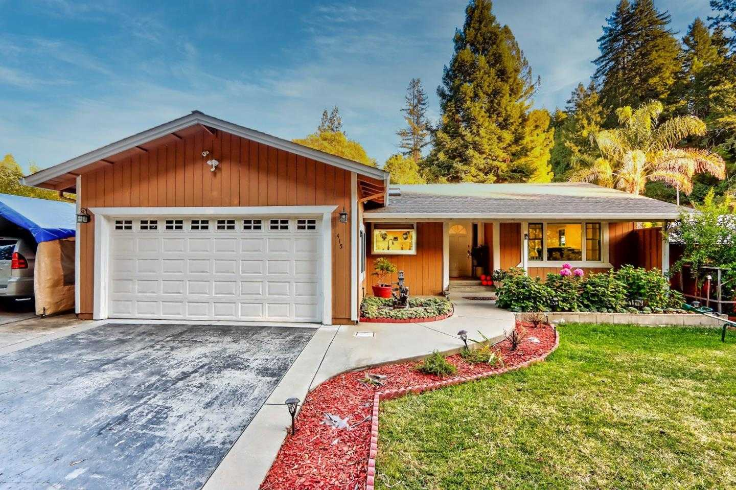 $995,000 - 3Br/2Ba -  for Sale in Scotts Valley
