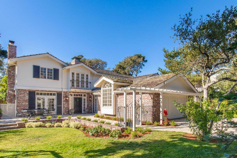 $6,900,000 - 3Br/3Ba -  for Sale in Carmel