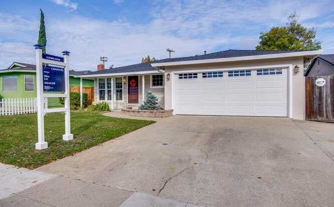 $1,498,000 - 3Br/2Ba -  for Sale in San Jose