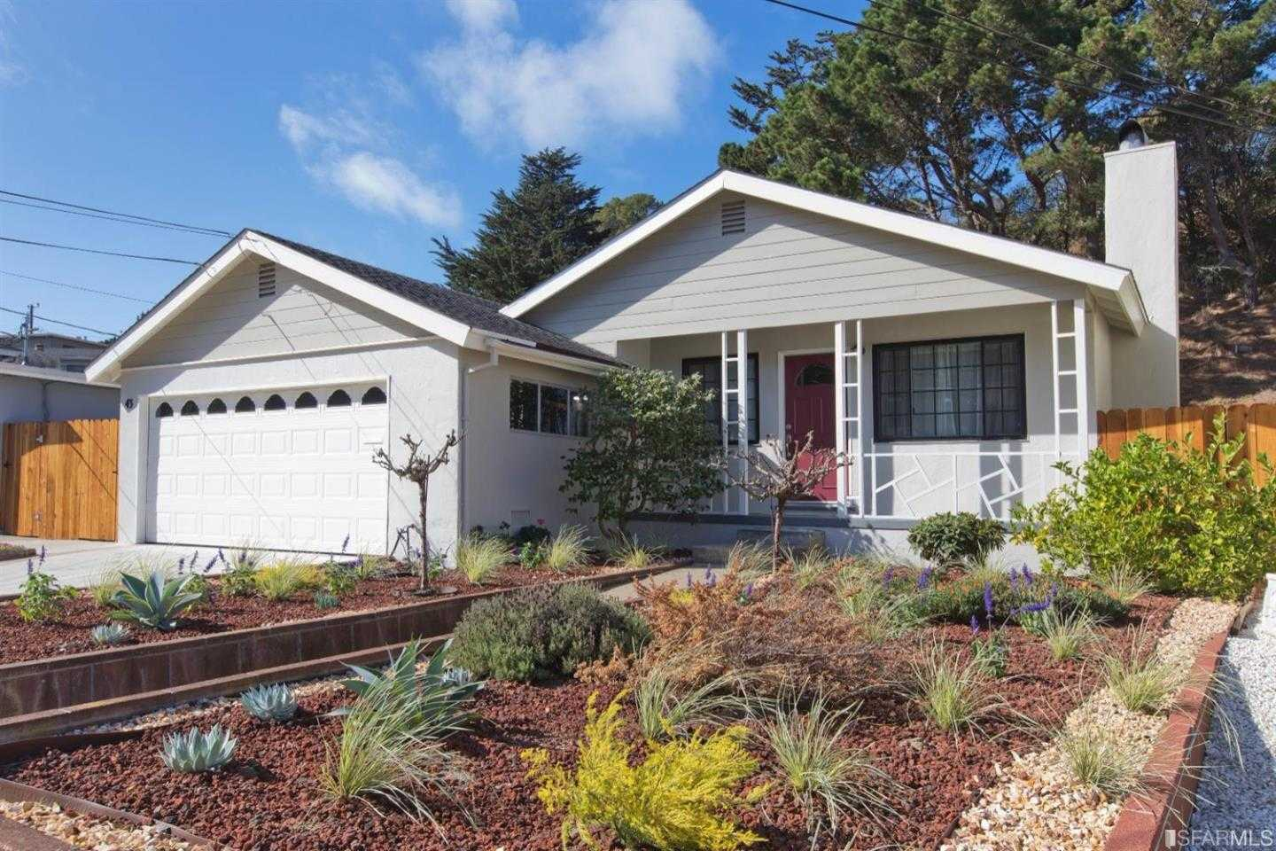 $1,100,000 - 3Br/2Ba -  for Sale in South San Francisco
