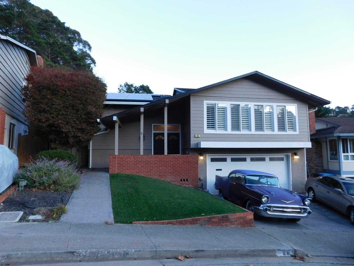 $1,395,000 - 4Br/3Ba -  for Sale in Pacifica