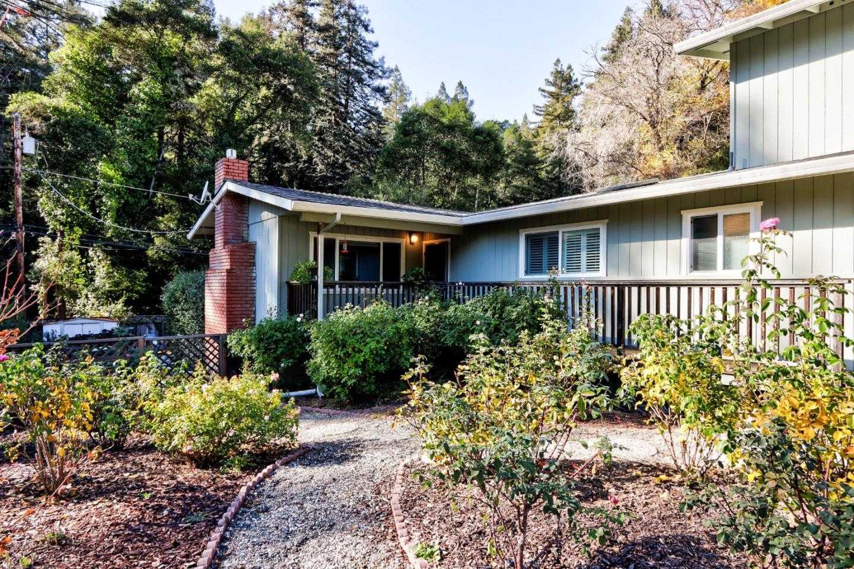 109 Garden LN BOULDER CREEK, CA 95006