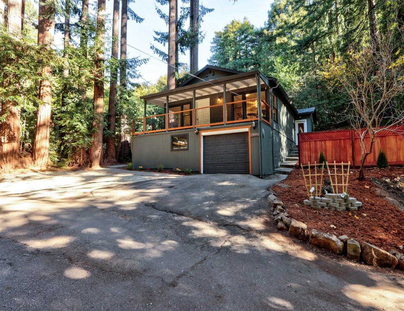 10586 Creekwood DR FELTON, CA 95018
