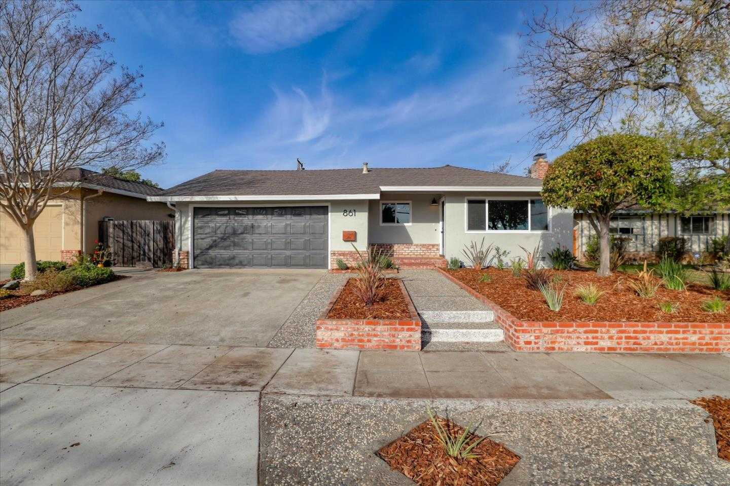 $1,899,000 - 4Br/2Ba -  for Sale in Sunnyvale