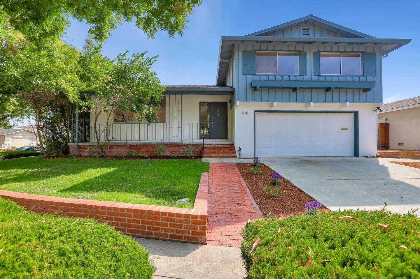 $1,898,000 - 3Br/3Ba -  for Sale in Sunnyvale
