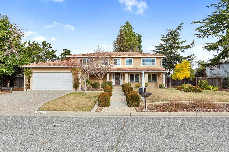 $2,890,000 - 5Br/3Ba -  for Sale in Saratoga