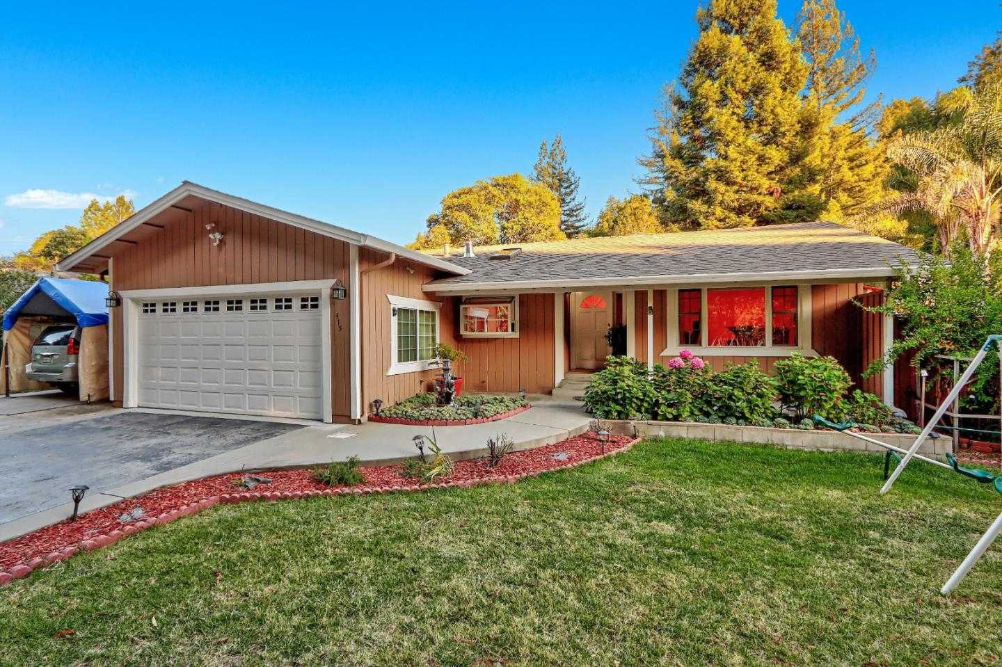 $1,050,000 - 3Br/2Ba -  for Sale in Scotts Valley