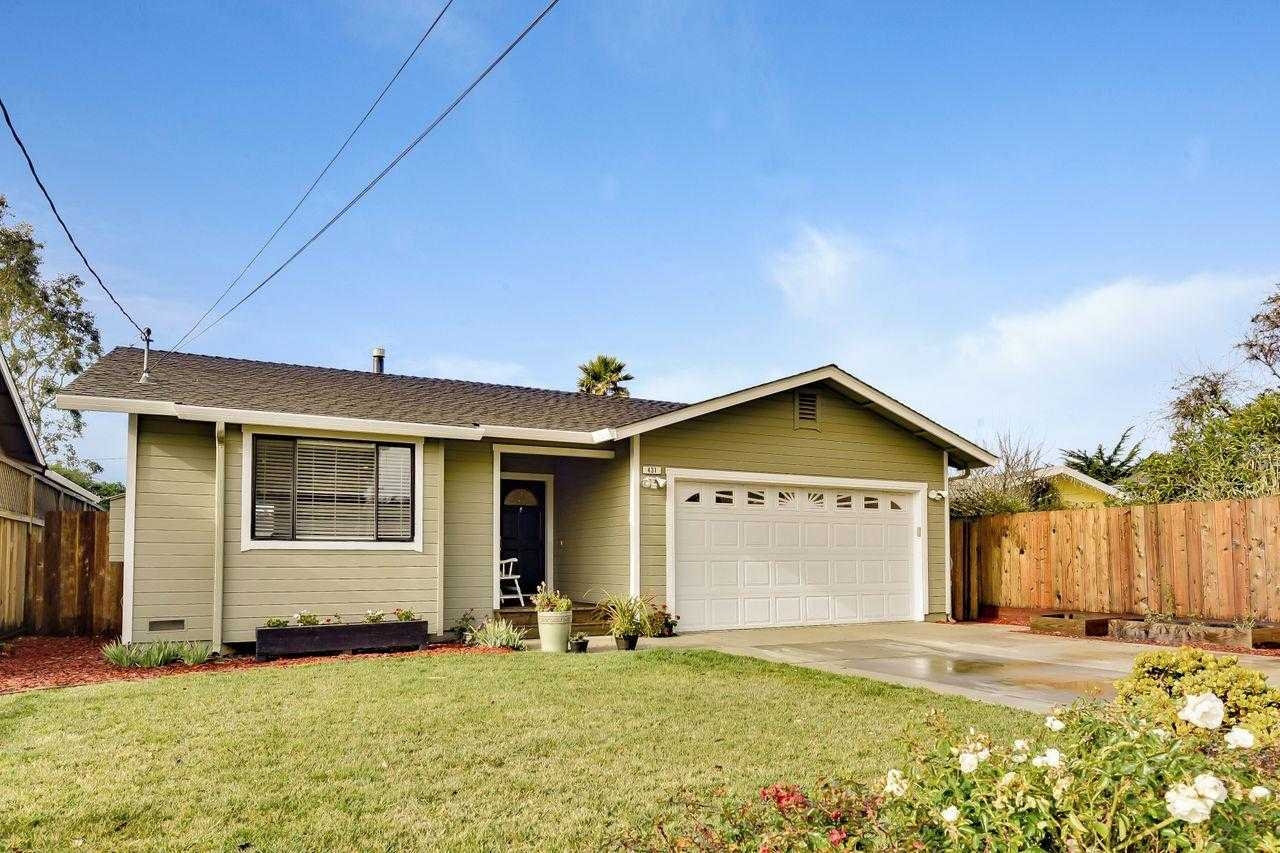 $1,250,000 - 3Br/2Ba -  for Sale in Moss Beach