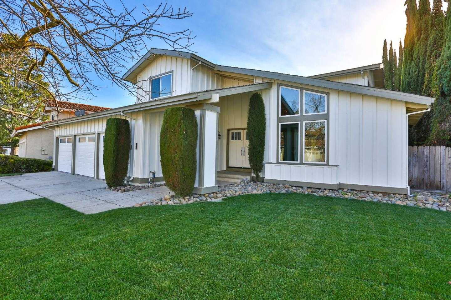 $1,898,000 - 4Br/3Ba -  for Sale in San Jose