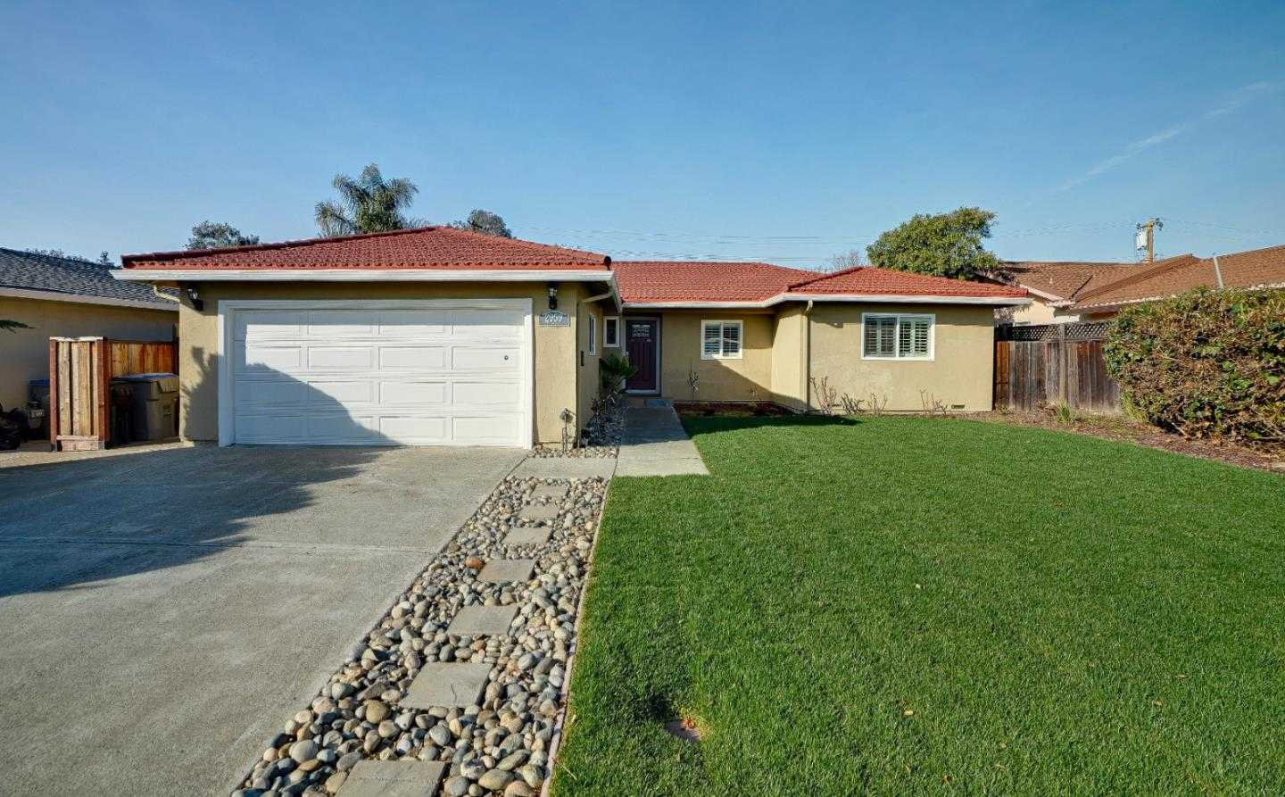 $1,298,000 - 4Br/2Ba -  for Sale in San Jose