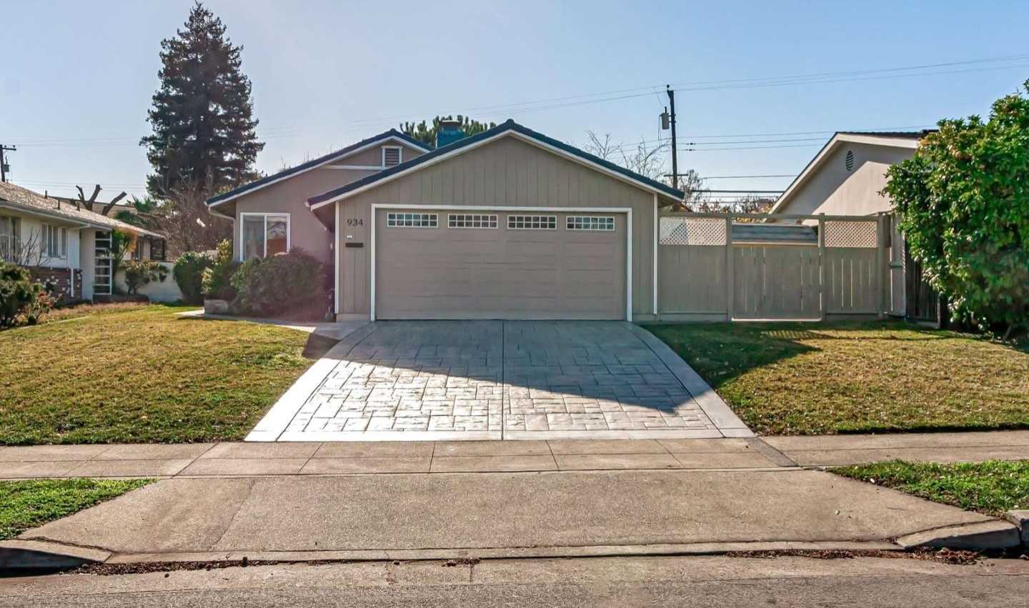 $1,849,000 - 3Br/2Ba -  for Sale in Sunnyvale