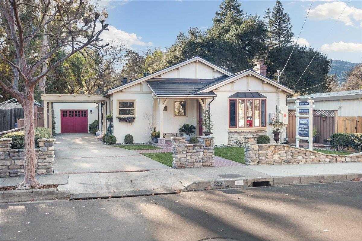 222 Johnson Ave Los Gatos, CA 95030