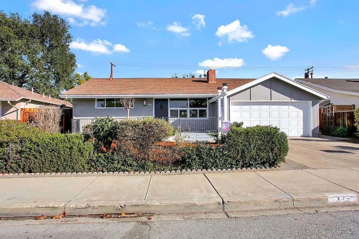 $1,299,000 - 3Br/1Ba -  for Sale in Santa Clara
