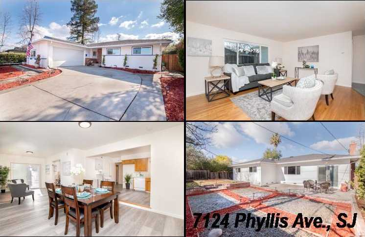 $1,888,888 - 4Br/2Ba -  for Sale in San Jose