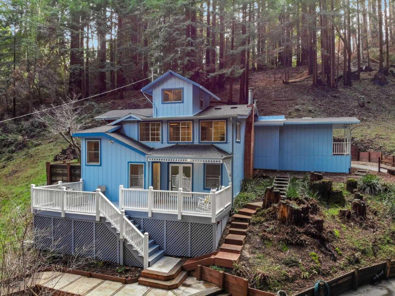 $850,000 - 3Br/2Ba -  for Sale in Boulder Creek