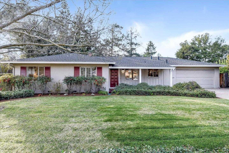 $2,999,998 - 3Br/2Ba -  for Sale in Los Altos