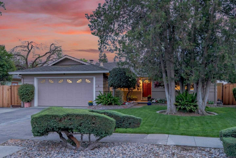 $1,595,000 - 3Br/2Ba -  for Sale in Los Gatos