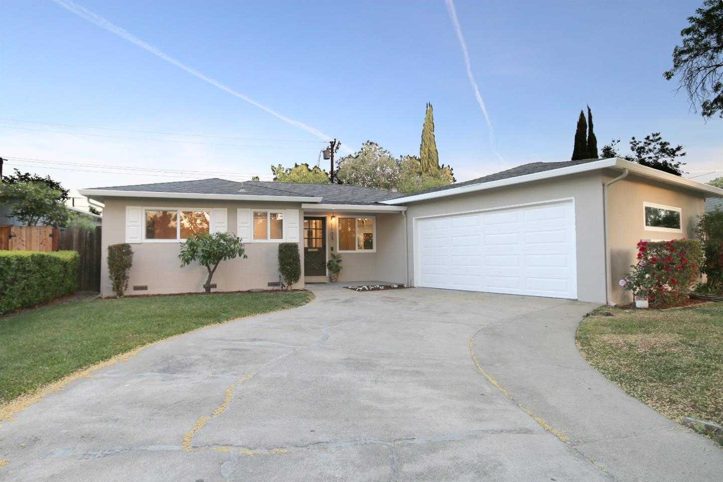 $1,995,000 - 3Br/2Ba -  for Sale in Mountain View